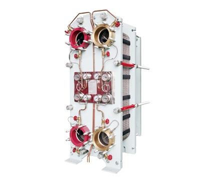 船用板式换热器